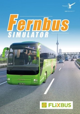 Fernbus Simulator PC CD Key